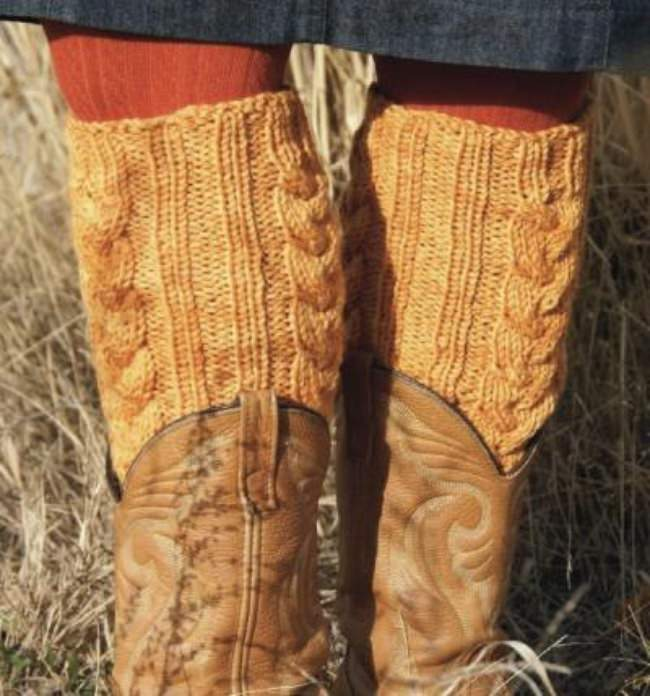 8 Leg Warmer Patterns to Make