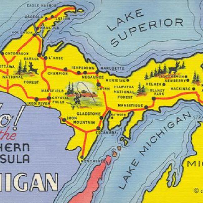 Great Destinations in Michigan {Michigan}