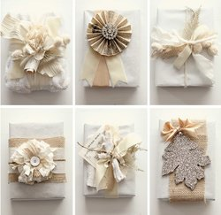 20 Gift Wrapping Ideas {paper crafts}
