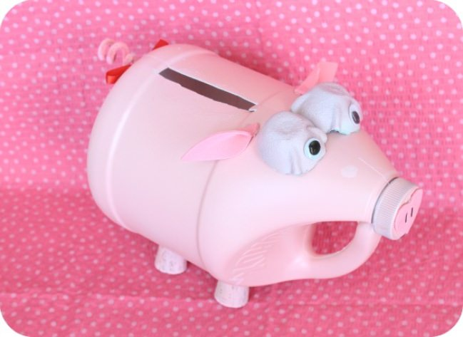 Pretty Little Piggy Box