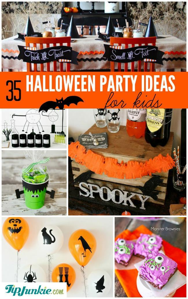 Halloween Party Ideas for Kids-jpg