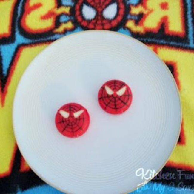 Spider-Man Babybel Cheese Snack