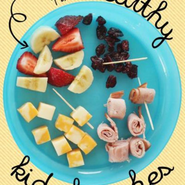 Healthy Lunchbox Ideas {Healthy Kids Foods}