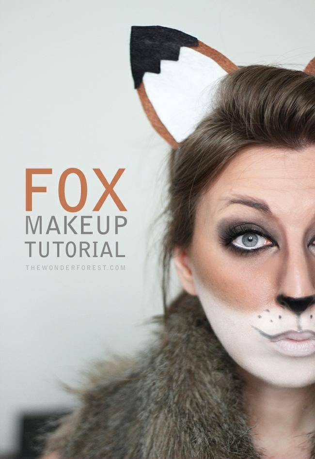 Fox Makeup Tutorial