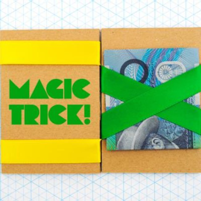 Magic Wallet DIY {Paper Crafts}