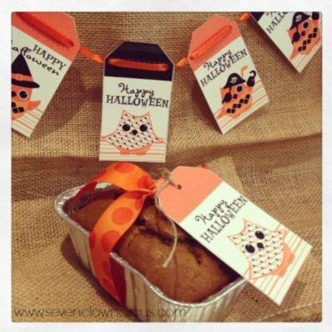 Halloween Printable Tags {free halloween printables}