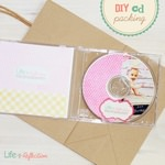 DIY CD / DVD Gifts