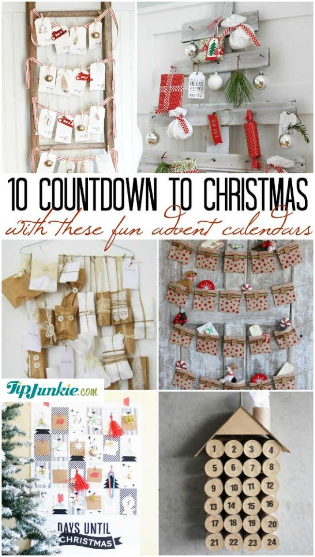 Countdown to Christmas with these Fun Advent Calendars-jpg