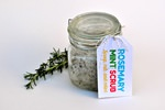 Rosemary Mint Sugar & Salt Scrub
