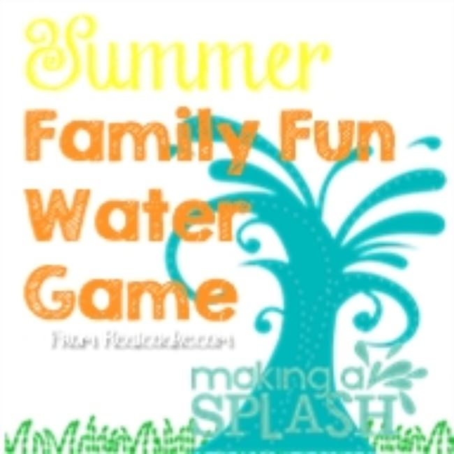 Splish, Splash - Summer Family Fun Water Game