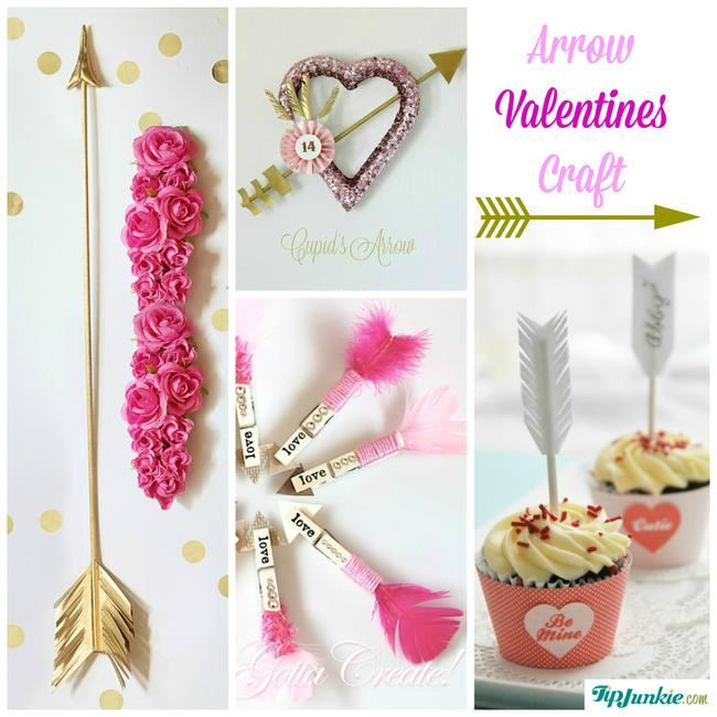 Valentines Craft {arrows}-jpg