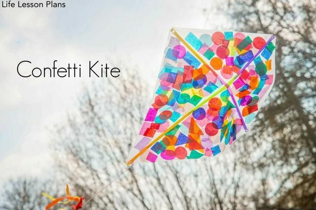 how to make a kite step by step instructions
