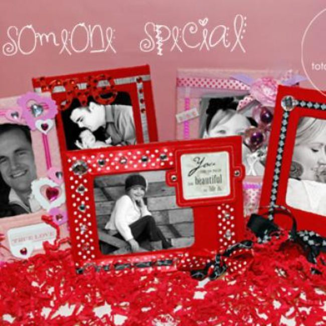 How to frame up your fun photos for Valentine's Day