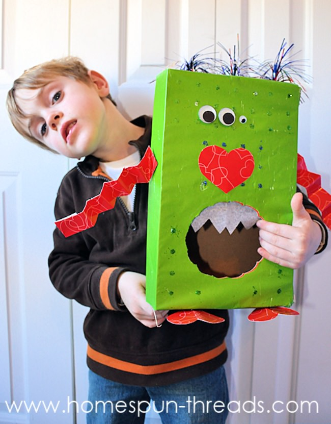 3-Eyed Monster Box