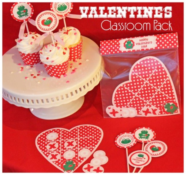 28 Valentine Preschool Party Games