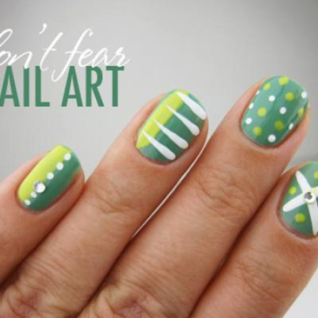 Nail Art for Beginners {Nails}