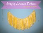 Scrappy Sunshine Garland