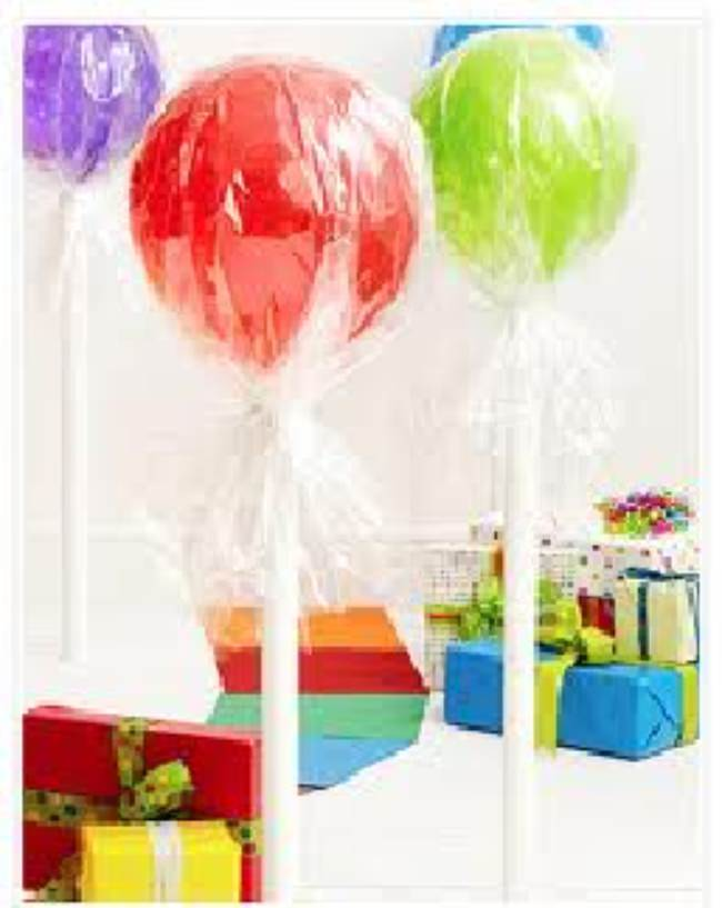 Balloon Pop Decorations