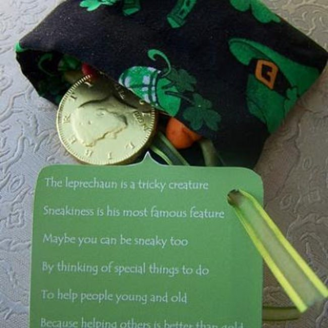 Leprechaun Service Adventure {family tradition}