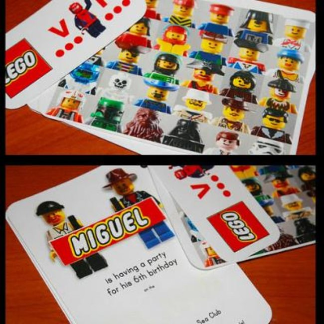 Free Lego Party Printables {Kids Birthday Party}