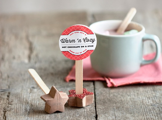 Hot Chocolate On A Stick Recipe
