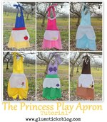 The Princess Apron Tutorial