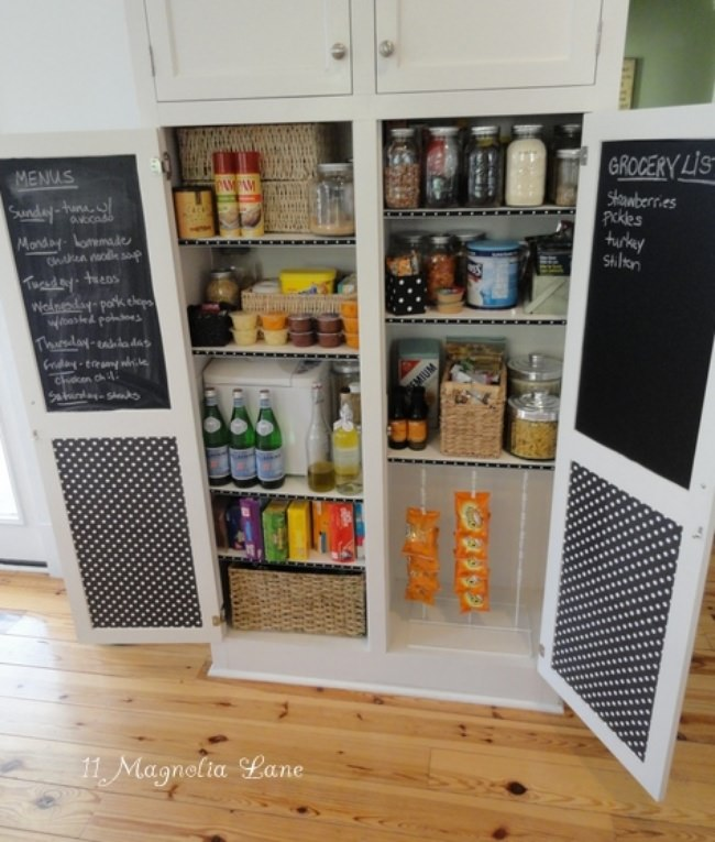 Ultimate Pantry Makeover {organize}