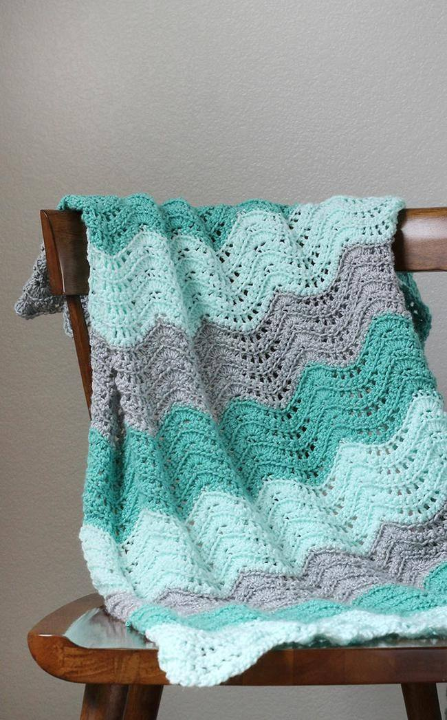 Baby Blanket Tutorials