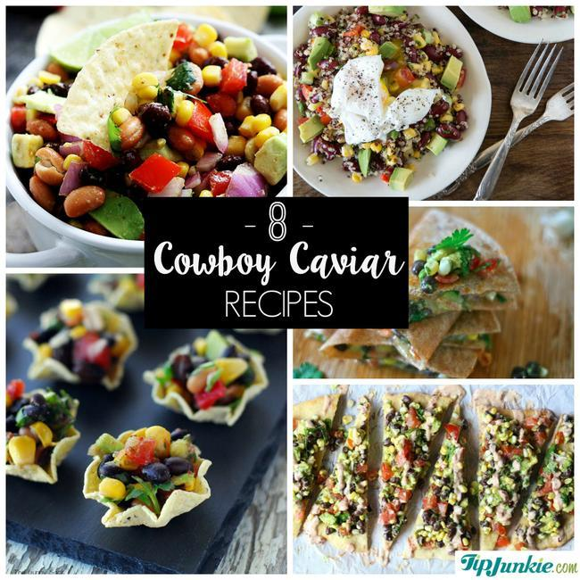 Best Cowboy Caviar Recipes-jpg