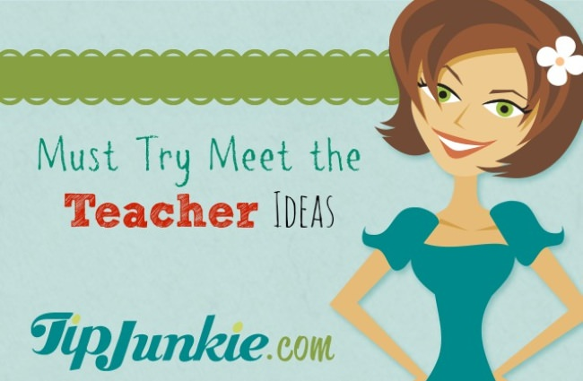 15 Must Try Meet the Teacher Ideas – Tip Junkie