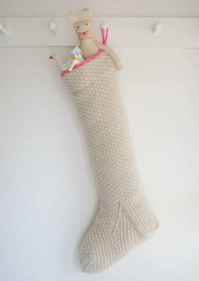 Heirloom Christmas Stocking