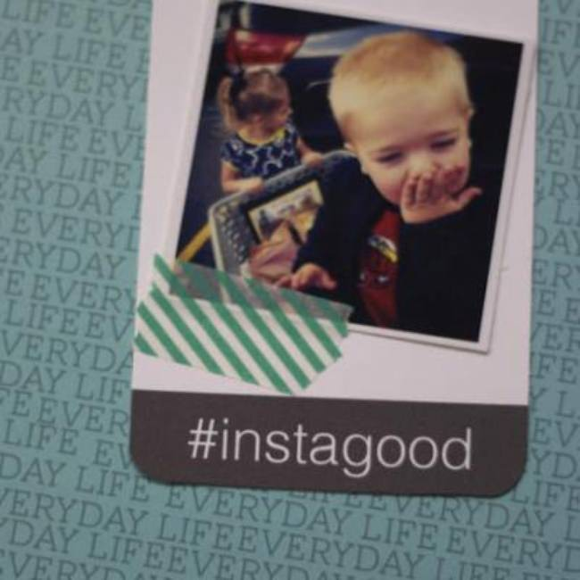 Hashtag Instagram Printables {photo-journal cards}
