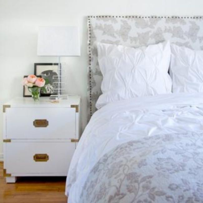 How to Style a Bed {Beds}