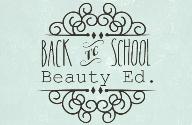 Back To School Beauty Tips