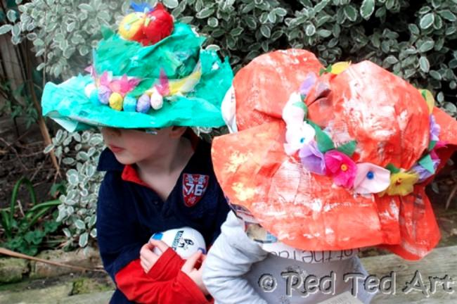 15 Homemade Easter Bonnet Patterns to Wear