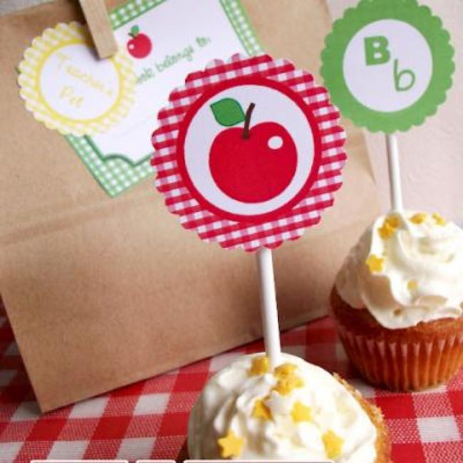 Back to School Printables {Back to School Party Printables}