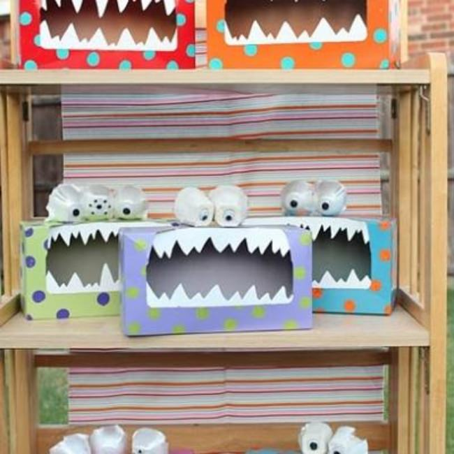 Tattle Monster Craft Project {Behavior}