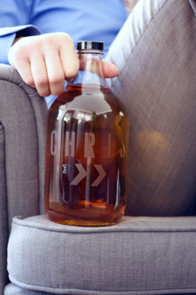 Personalized Beer Growlers