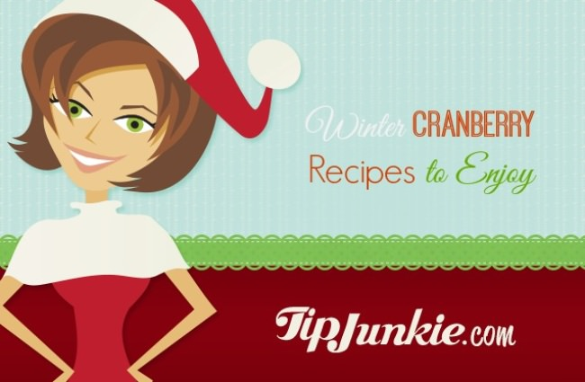 Winter Cranberry Recipes to Enjoy