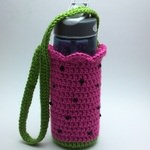 Crochet Drink Carrier