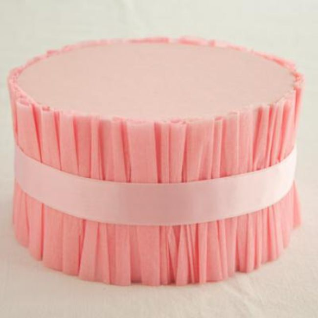 How To Make a Ruffled Cake Stand {Cake Stand Ideas}