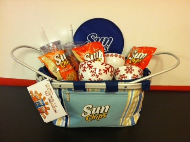 $170 Sunchips Gift Pack with AmEx Gift Card {closed}