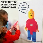 LEGO Party Ideas & Printables
