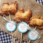 Baby Shower Pie Pops