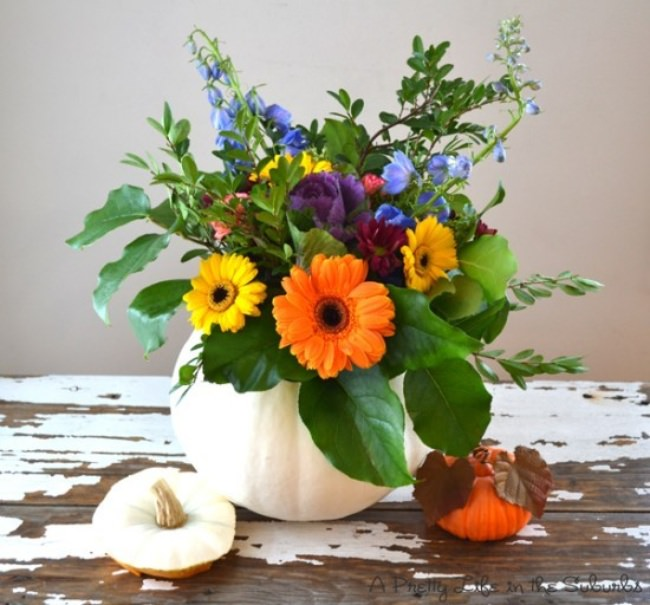 15 Beautiful Thanksgiving Centerpiece Ideas