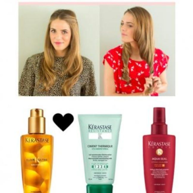 Glam Tips for Healthy Hair {Hair Care}