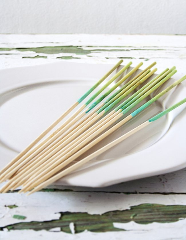 11 Fun Crafts to Make with Skewers