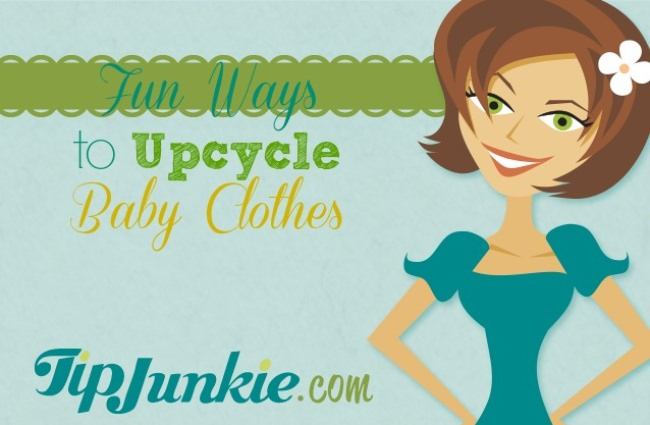 Fun Ways to Upcycle Baby Clothes