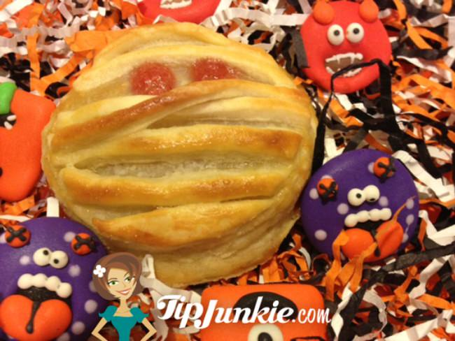 Mummy Jam Puffs {Pepperidge Farms}