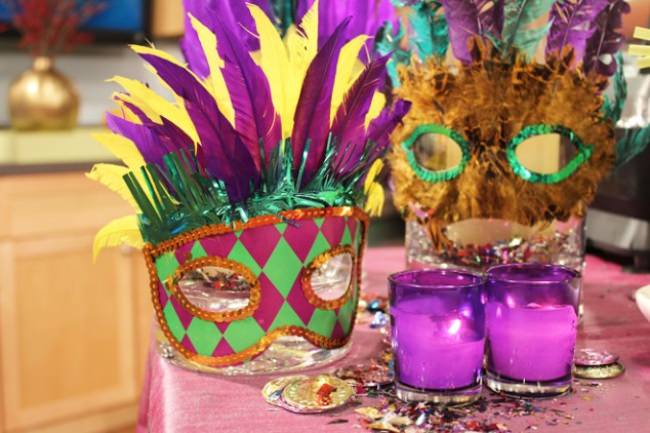 Mardi Gras Party {Host a Party}